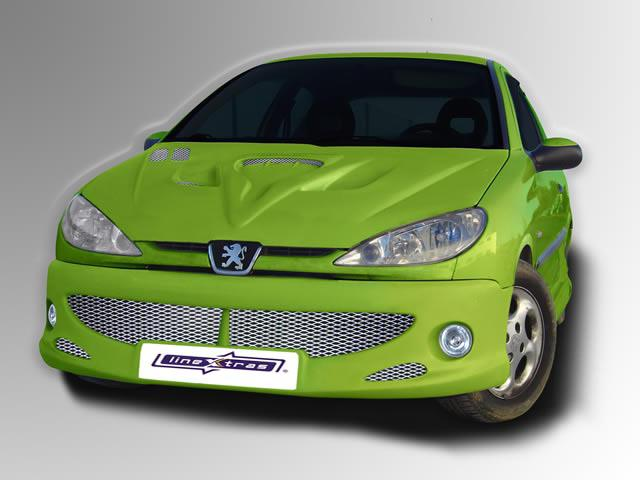 Body kit Venus Peugeot 206