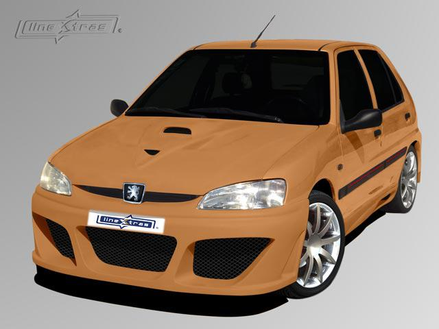 Body kit Flylow Peugeot 106