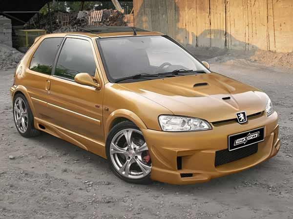 Body kit Flyhigh Peugeot 106