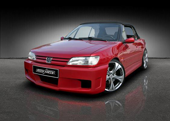 Body kit Denim Peugeot 306 CC