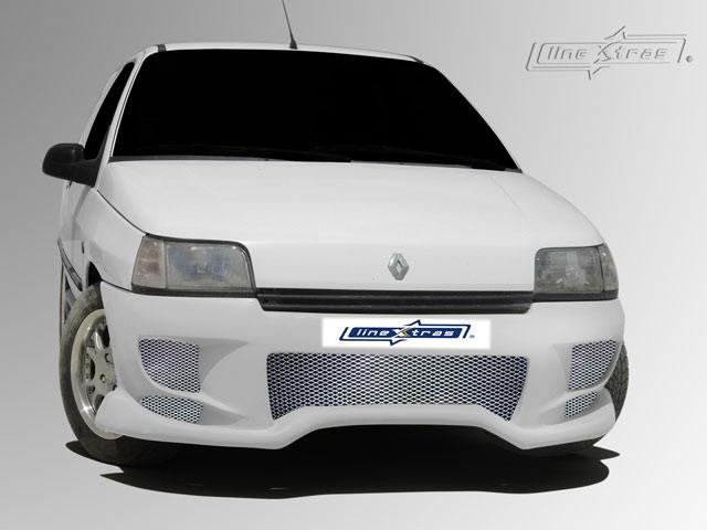 Body kit Agressor Renault Clio
