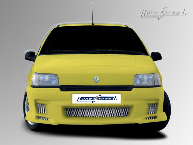 Body kit Storm Renault Clio