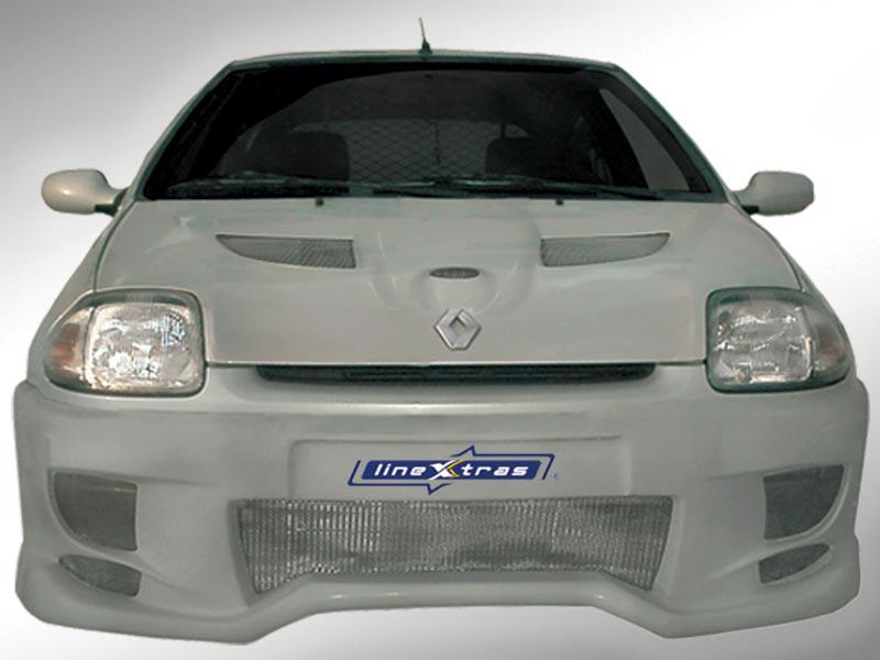 Body kit Star Renault Clio II