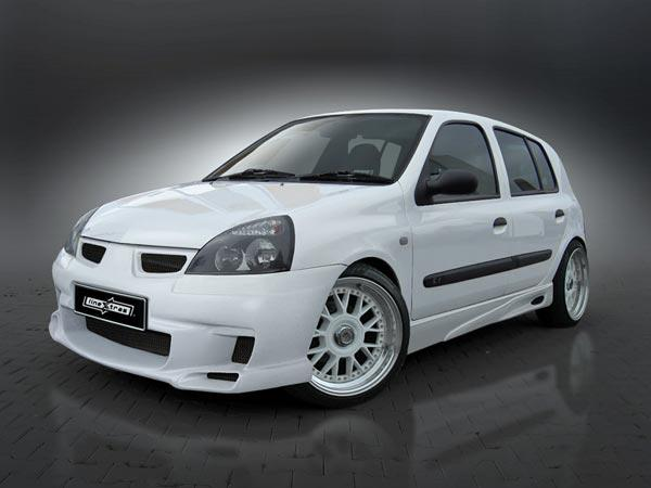 Body kit Oasis Renault Clio II facelift
