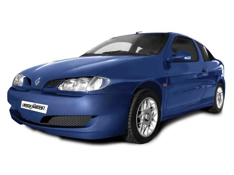 Body kit Toxic Renault Megane coupe