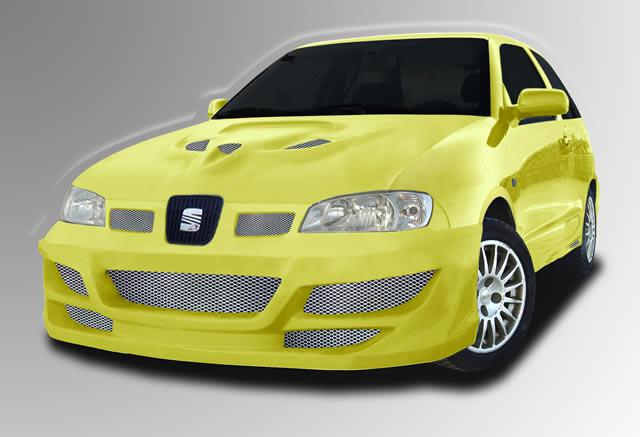 Body kit Gold Seat Ibiza 6K2
