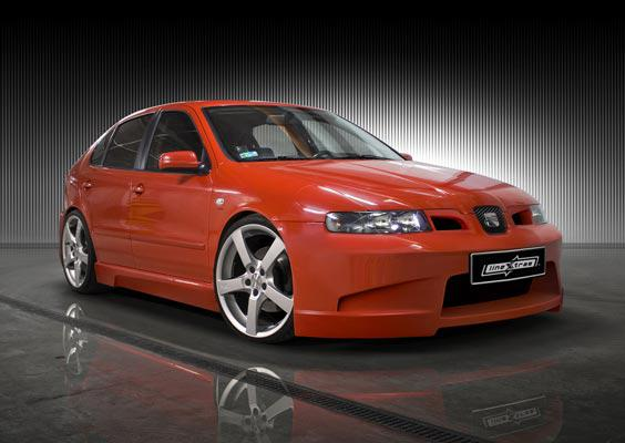 Body kit Unlimited Seat Leon