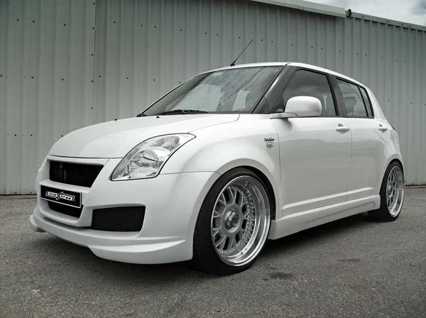 Body kit Velvet Suzuki Swift