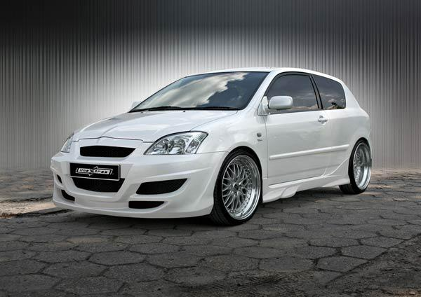 Body kit Orient Toyota Corolla