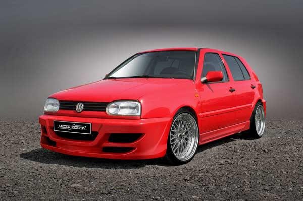 Body kit Incredible Volkswagen Golf III