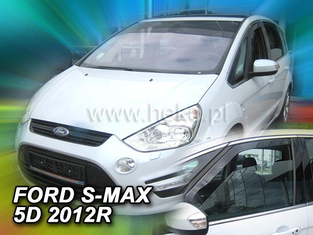 Deflektory-ofuky oken Ford Focus S MAX