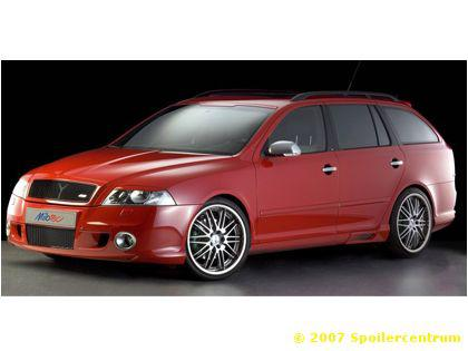 Body kit Škoda Octavia II RS