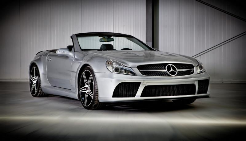 Body kit Mercedes SL R230 AMG Black Series