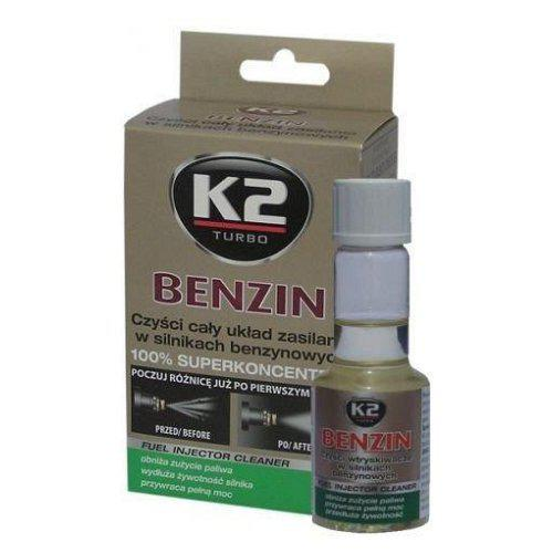 Aditivum do paliva K2 benzin 50ml