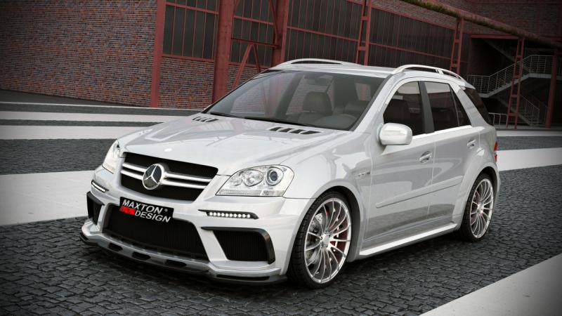 Body kit Mercedes ML W164