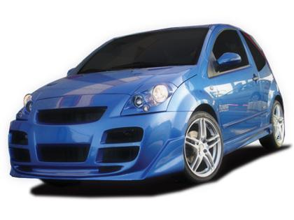 Body kit Citroen C2 - Ninja