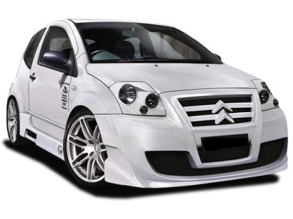 Body kit Citroen C2 - Protos WIDE