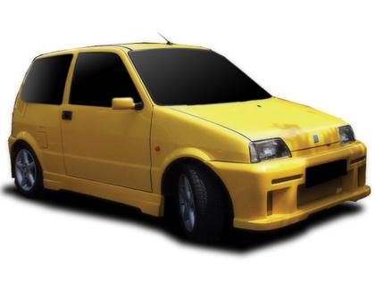 Body kit Fiat Cinquecento - Savage