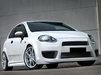 Body kit Fiat Punto Grande - X-Tream