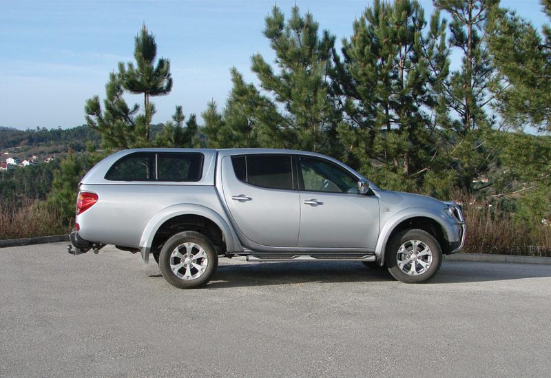 Hard Top Mitsubishi L200 / Triton 2010 long