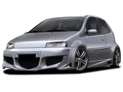 Body kit Fiat Punto - Phazer WIDE