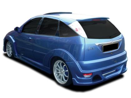 Body kit Ford Focus - Zion Wide 5dv