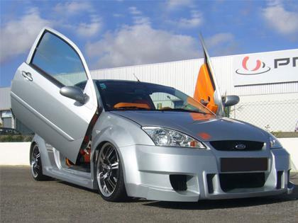 Body kit Ford Focus - Species WIDE