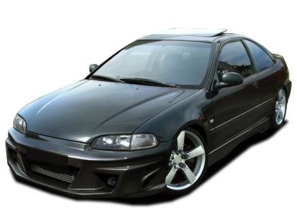 Body kit Honda Civic - Komodo HTB / Coupé
