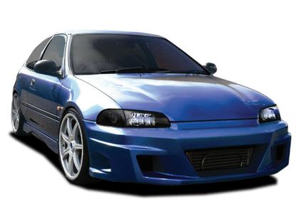 Body kit Honda Civic - Komodo Hatchback