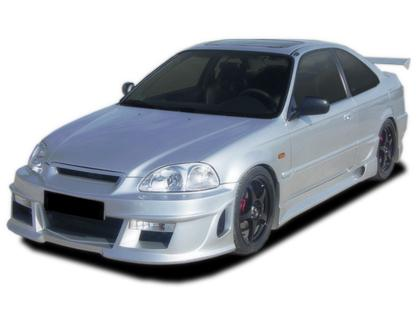 Body kit Honda Civic - Eagle R1 Coupé