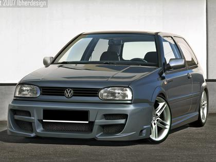 Body kit Volkswagen Golf 3 Kreator