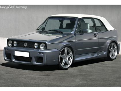 Body kit Volkswagen Golf 1 Cabrio Bution Wide