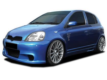 Body kit Toyota Yaris - K-19 FB