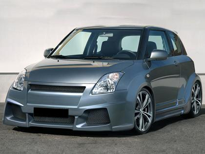 Body kit Suzuki Swift - Karang Wide