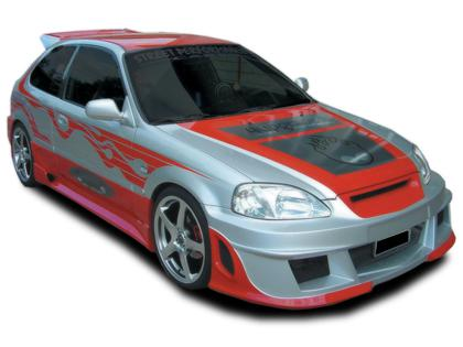 Body kit Honda Civic - Eagle R1 Hatchback