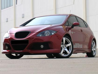 Body kit Seat Leon II Kondor Wide