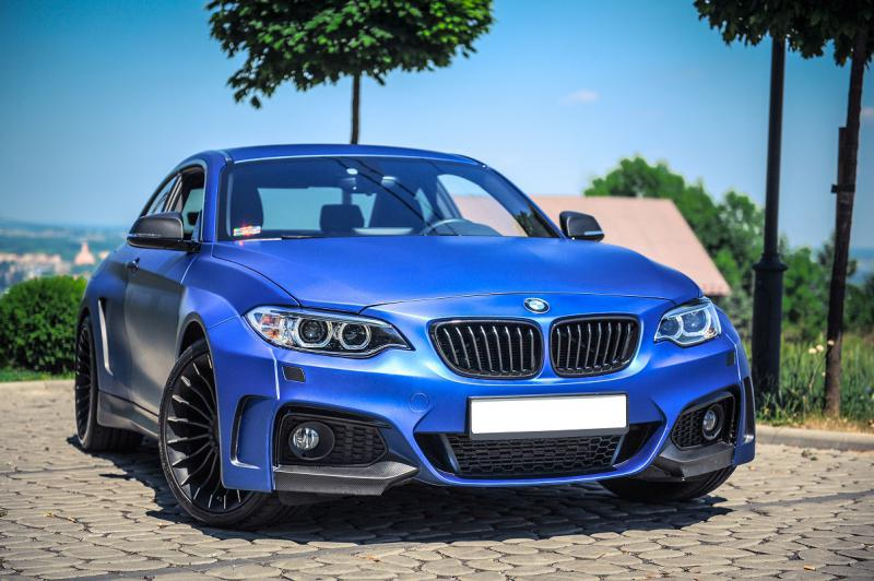 Body kit wide BMW 2 F22