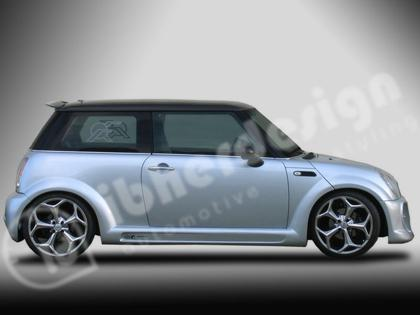 Body kit Mini Cooper - Brutus WIDE