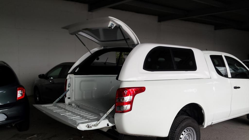 Hard Top Mitsubishi L200 / Triton V extracab 2015