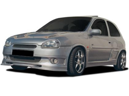 Body kit Opel Corsa B - Combat