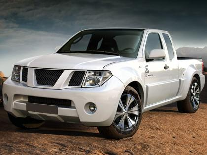 Body kit Nissan Navara - Tangier Wide King Cab