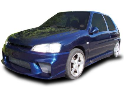 Body kit Peugeot 106 - Wizard
