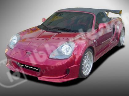 Body kit Toyota MR2 - Sniper WIDE