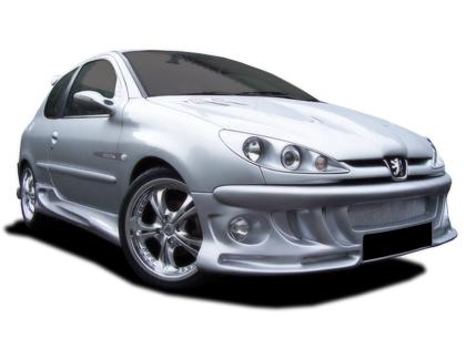 Body kit Peugeot 206 - Cobra