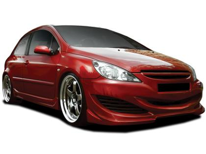 Body kit Peugeot 307 - Shuman
