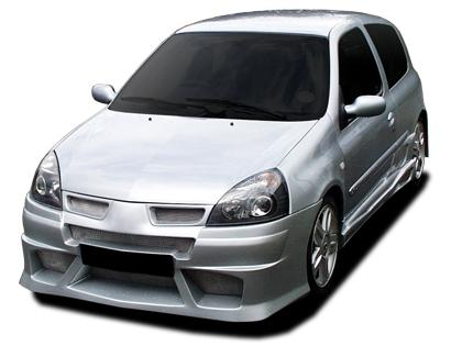 Body kit Renault Clio III - Warp