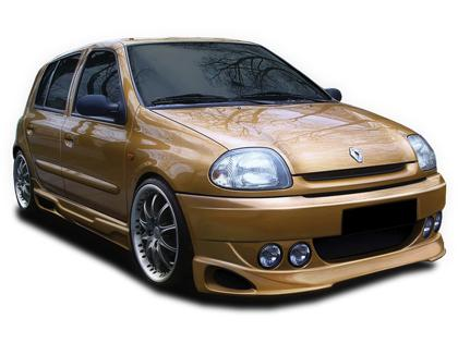 Body kit Renault Clio II - Spirit