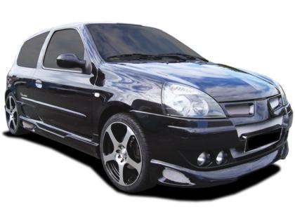 Body kit Renault Clio III - Atmo-evo - Spoilercentrum - online