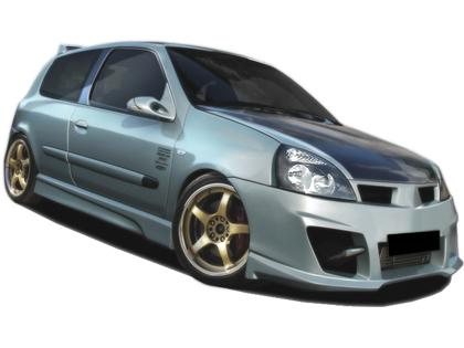 Body kit Renault Clio III - Kombat Evolution