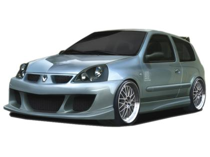 Body kit Renault Clio III - Mohave